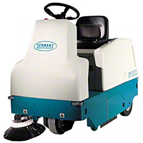 Tennant 6100 Rider Sweeper