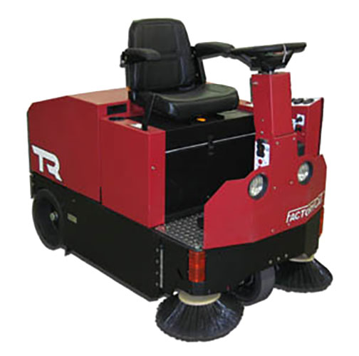 Factory Cat TR Rider Sweeper