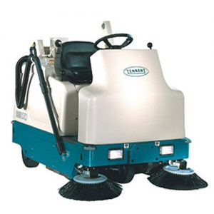 Tennant 6200 Rider Sweeper