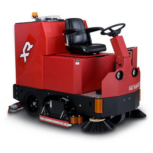 Factory Cat XR Rider Floor Scrubber