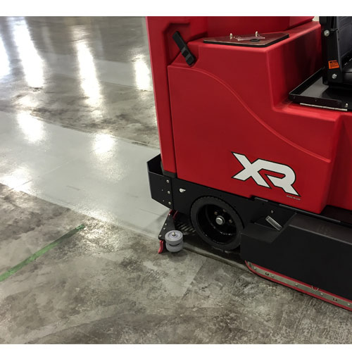 Factory Cat XR Rider Scrubber