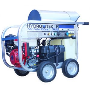 Hydro Tek SM Series Hot Water Pressure Washer