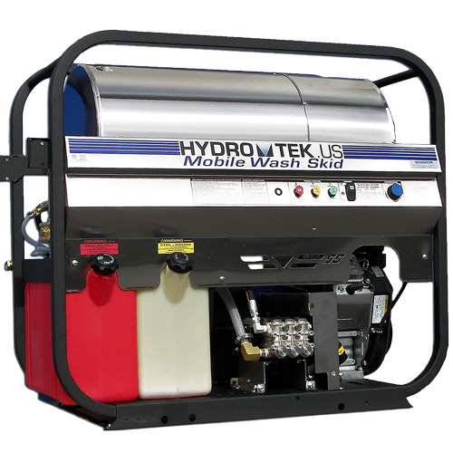 Hydro Tek SS Series Hot Water Pressure Washer