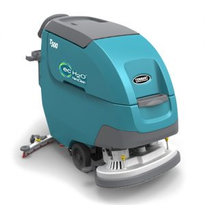 Industrial Floor Scrubber And Sweeper System Clean Inc