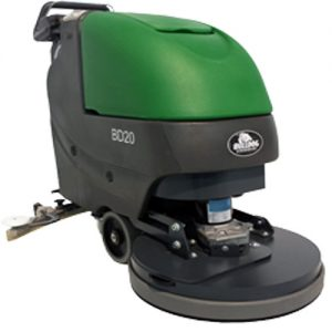 Bulldog BD 20 Walk-Behind Floor Scrubber