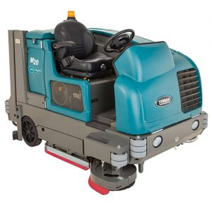 Tennant M20 Rider Sweeper-Scrubber