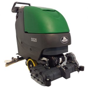 Bulldog SS 20 Walk-Behind Floor Scrubber/Sweeper