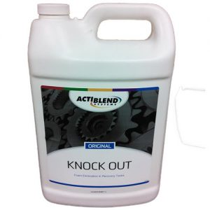Knock Out Foam Eliminator