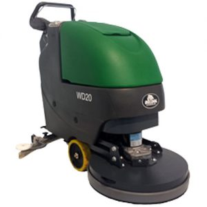 Bulldog WD 20 Walk-Behind Floor Scrubber