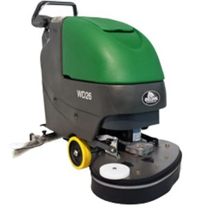 Bulldog WD 26 Walk-Behind Floor Scrubber