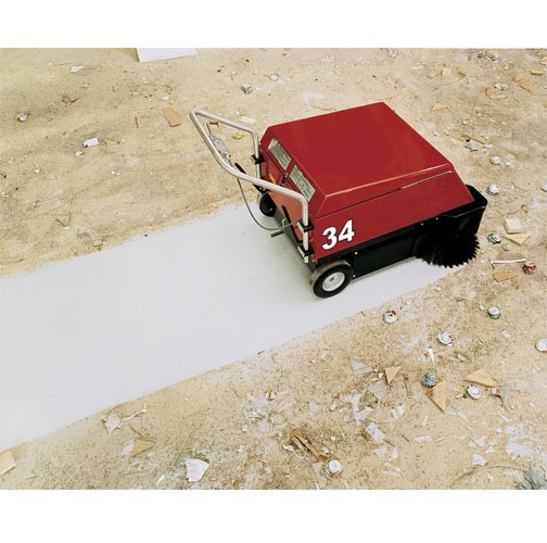 Factory Cat Model 34 Walk Behind Floor Sweeper