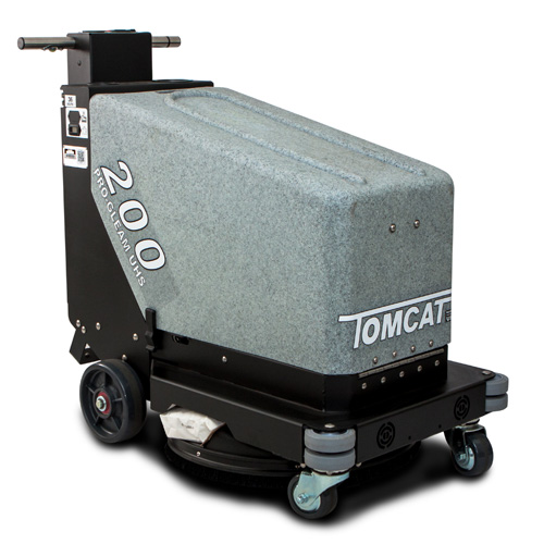 Tomcat 200 Walk-Behind Floor Burnisher