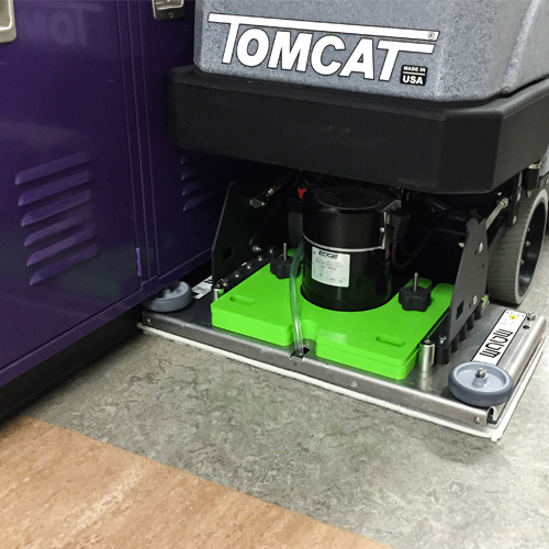 Tomcat Recon Walk Behind Scrubber