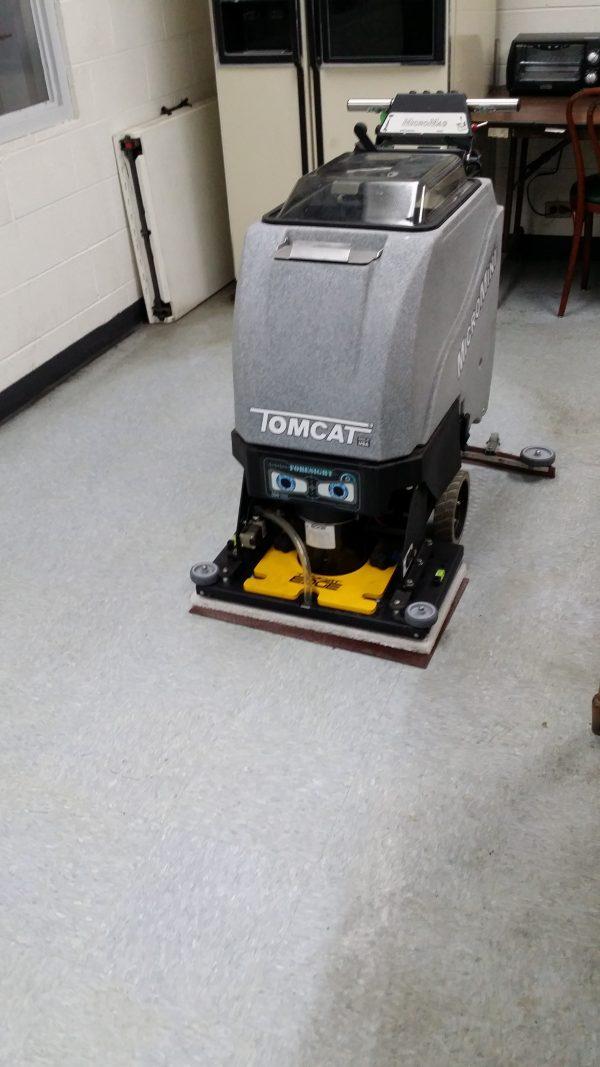 MICROMINI Floor Scrubber Dryer