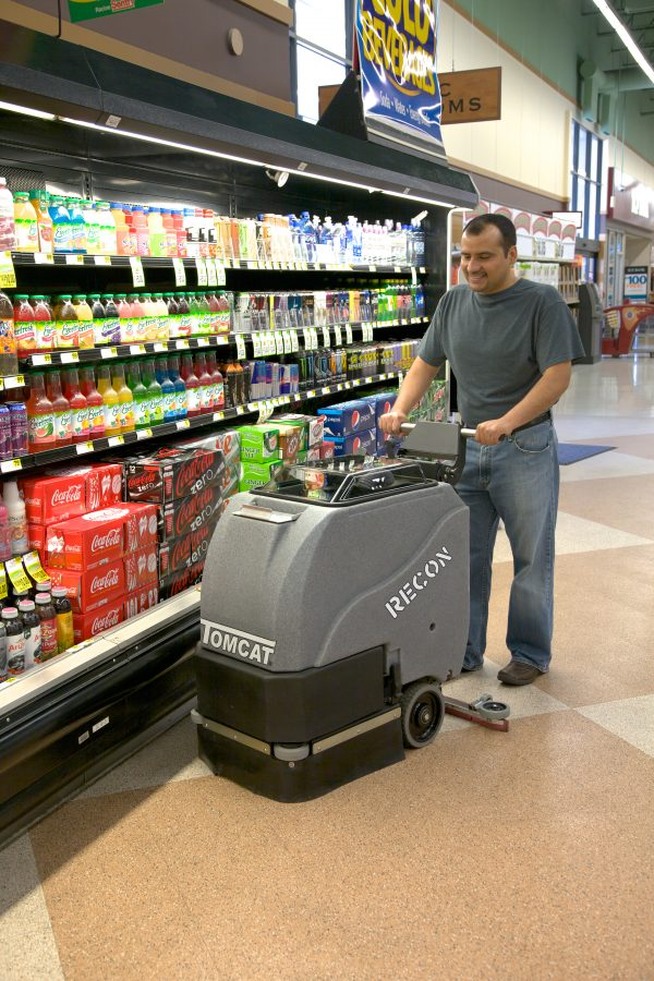 Tomcat Recon Floor Scrubber Dryer
