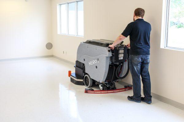 Tomcat HERO Floor Scrubber Dryer