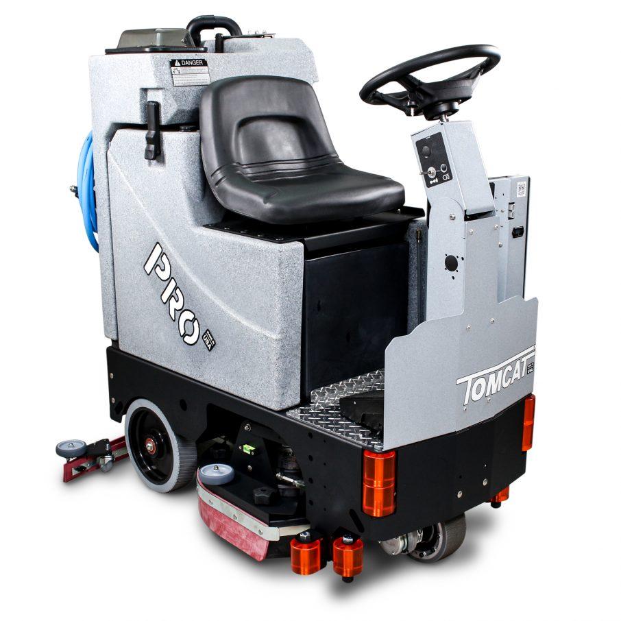Tomcat PRO MicroRider Floor Scrubber Dryer