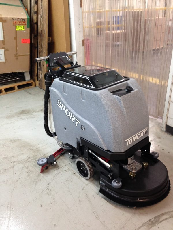 Tomcat SPORT Floor Scrubber Dryer