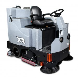Tomcat XR Riding Floor Scrubber and Sweeper