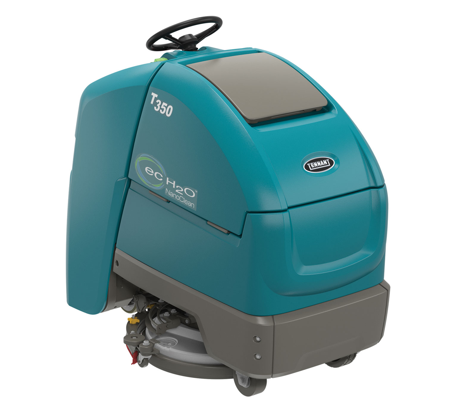 Tennant T350 Stand-On Floor Scrubber