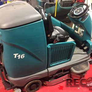 Reconditioned / Used Tennant T16 Rider Scrubber