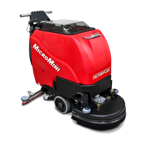 Factory Cat MICROMINI Walk-Behind Floor Scrubber Dryer